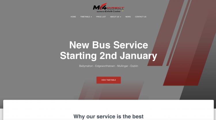 M4 Direct Website