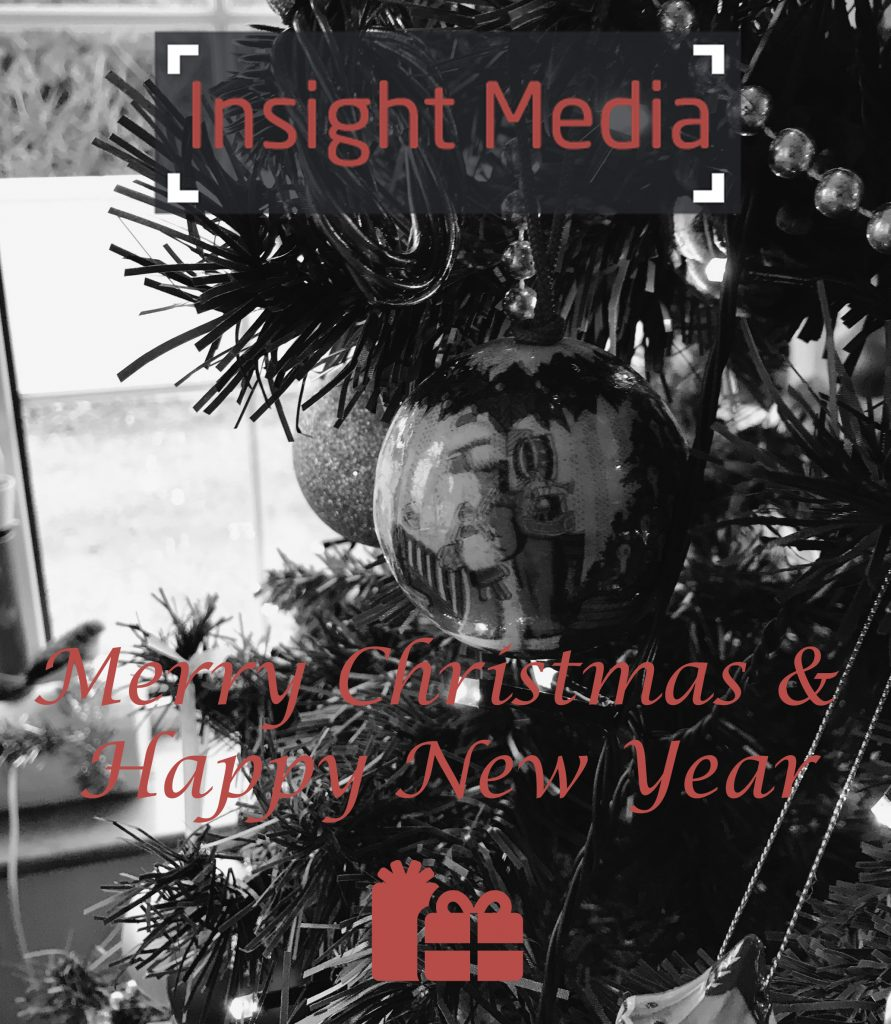 Merry Christmas from Insight Media